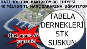 TABELA  DERNEKLERİ STK SUSKUN