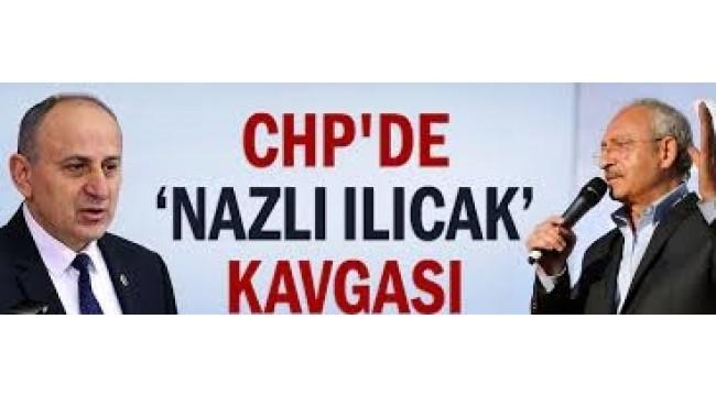 CHP'de Nazlı Ilıcak,Ahmet Altan  kavgası