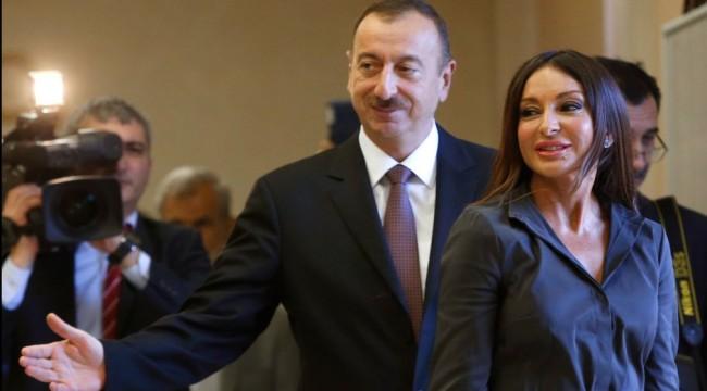 Azerbaycan'ın First Lady'si cumhurbaşkanı yardımcısı oldu