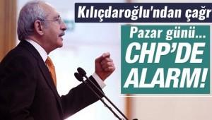 Kılıçdaroğlu herkesi genel merkeze çağırdı