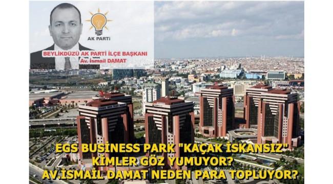 EGS BUSİNESS PARK