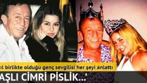 Ali Ağaoğlu'nun eski sevgilisi Hazal Mesudiyeli'den şok sözler: Yaşlı, cimri