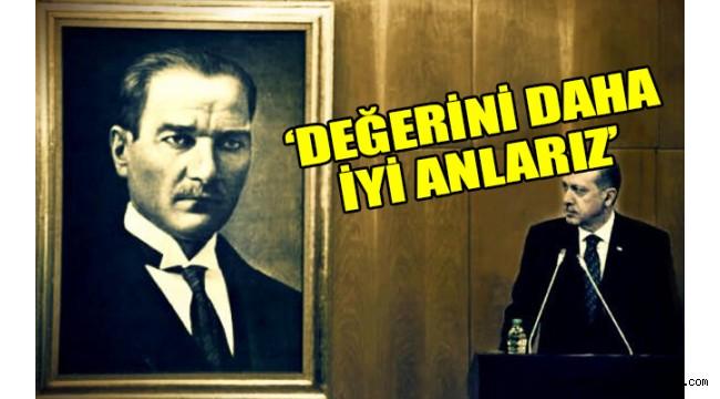 'Atatürk'ü kitaplardan çıkaranlar, o dersi koysun ki...'