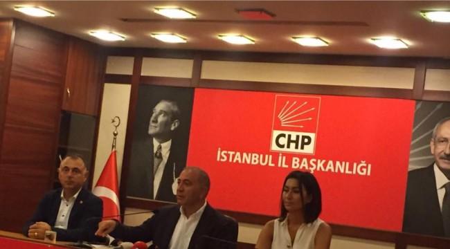 CHP'Lİ TEKİN CUMHURBAŞKANI'NA SESLENDİ