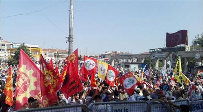 HDP, Bakırköy'de Barış istedi