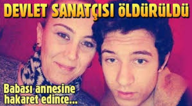 Bakırköy'de Devlet Sanatçısı İskende Küserman'ı Oğlu Öldürdü