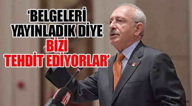 Kemal Kılıçdaroğlu: Filistin halkının yanında duracağız