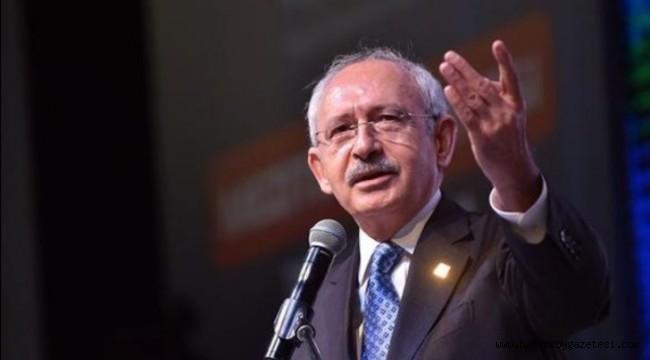 Kılıçdaroğlu'dan Erdoğan'a; senin hükümetin Türkiye Cumhuriyeti'ne ihanet etti