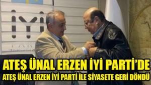 ATEŞ ÜNAL ERZEN