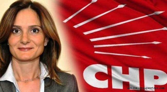 CHP İstanbul İl Başkan Adayı Canan Kaftancıoğlu: Safları sıklaştırmak gerek