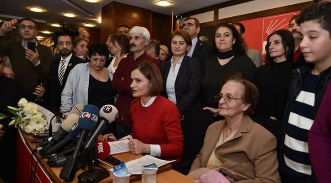 CHP'nin yeni İstanbul İl Başkanı örgüte seslendi