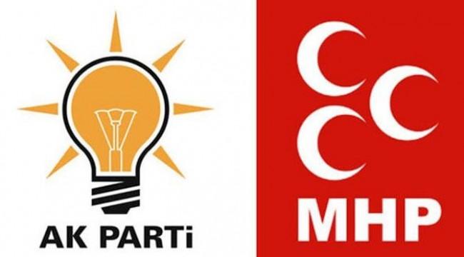 AKP-MHP İttifakının adı belli oldu