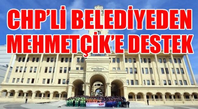 Chp'li Belediye Maaşlarını Mehmetçik Vakfı'na bağışladı