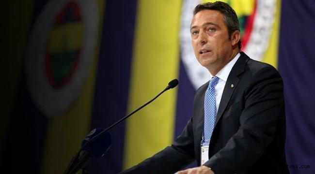 Ali Koç: Ben ne kadar kötü bir Fenerbahçeliymişim!