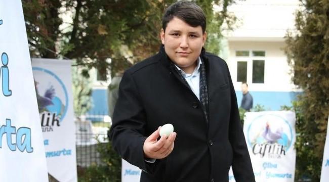 Çiftlik Bank CEO'su Mehmet Aydın'dan mesaj var