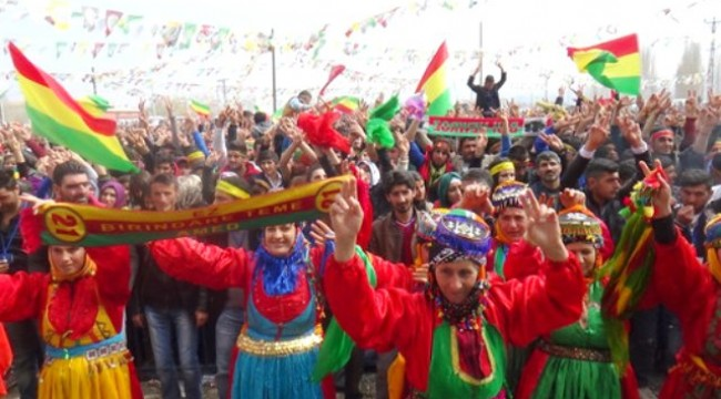 İstanbul Newroz'u 21 Mart'ta Bakırköy'de kutlayacak