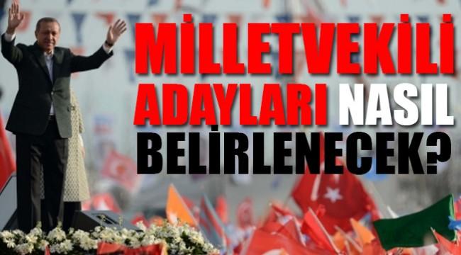 AKP'de ön seçim yok