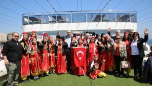 Bakırköy'de Engelli Çocukların 23 Nisan Kutlaması
