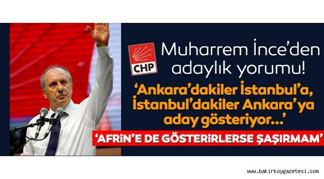 CHP'Lİ İNCE