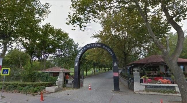 Florya Atatürk Ormanı için imar planı hazırlanıyor