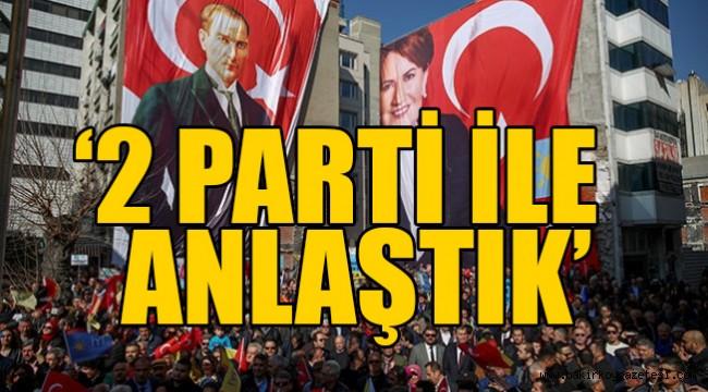 İYİ Parti'den 'ittifak' açıklaması