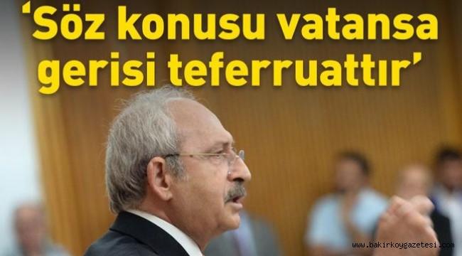 Kemal Kılıçdaroğlu'ndan ittifak mesajı