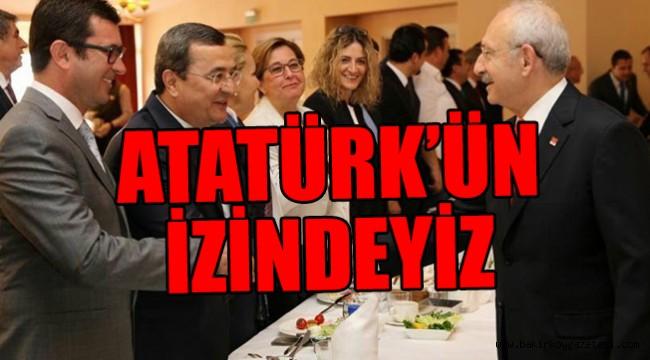 Kılıçdaroğlu: Kavga edeni kapının önüne koyarım