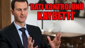 Saldırı sonrası Esad'dan ilk açıklama