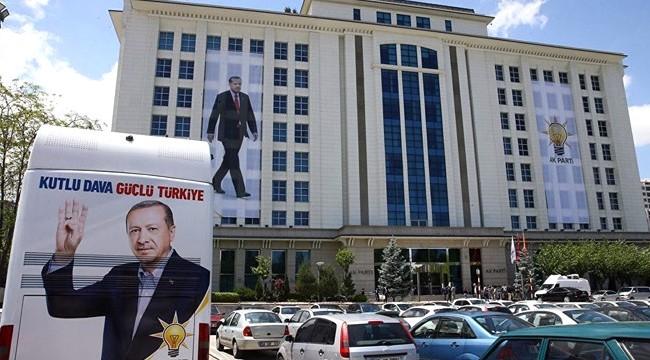 AK Parti'de Liste Son Halini Aldı! Mevcut 4 Bakan Milletvekili Listesinde Yok