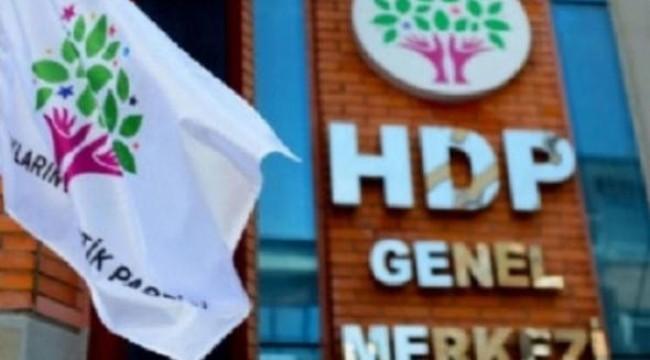 HDP'nin milletvekili seçimleri için adaylık listesi kesinleşti.