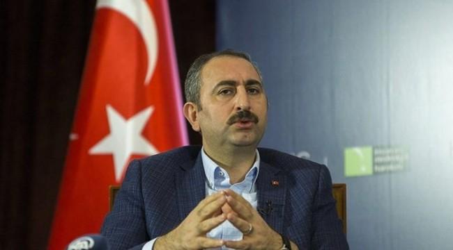 Adalet Bakanı'ndan dikkat çeken çıkış: Selahattin Demirtaş, CHP istediği için içeride