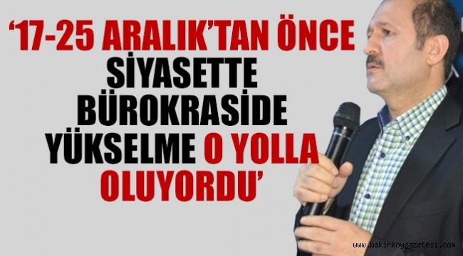 AKP'li vekilden FETÖ itirafları...