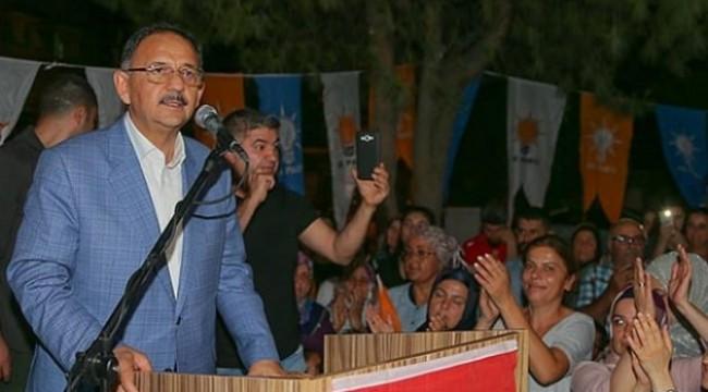 Çevre ve Şehircilik Bakanı Özhaseki: Yapı kayıt belgesi, iskan yerine geçiyor