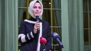 Erdoğan'ın kızı, babasının yazdığı mektubu ilk kez paylaştı