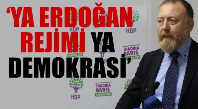 HDP'den 'Millet İttifakı'na flaş teklif