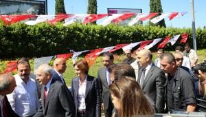 Kılıçdaroğlu Bakırköy'de Engelliler ile buluştu...