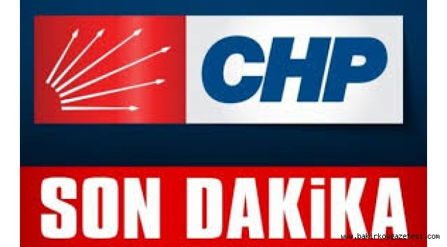 CHP'li 17 il başkanı safını belirledi!