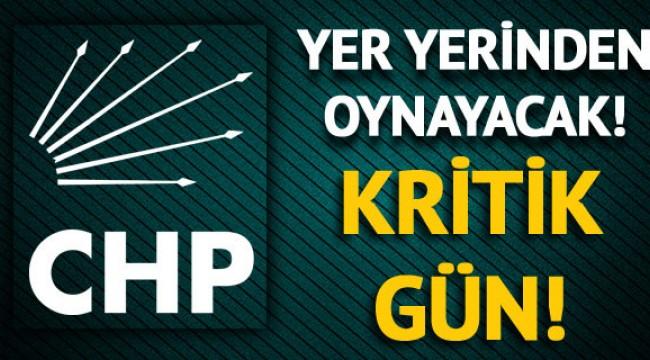 Meclis'te açıklanacak! CHP'de kritik gün