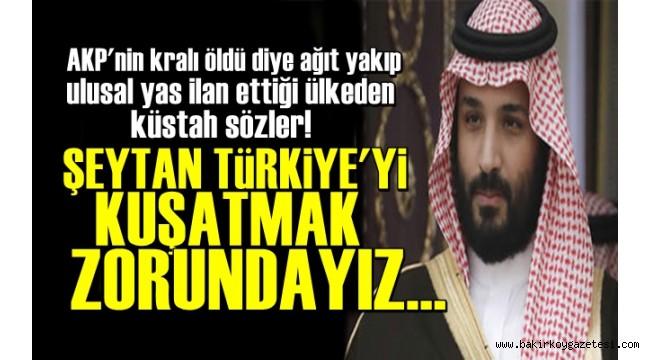 AKP'nin  dış Politikada geldiği nokta bu da oldu!