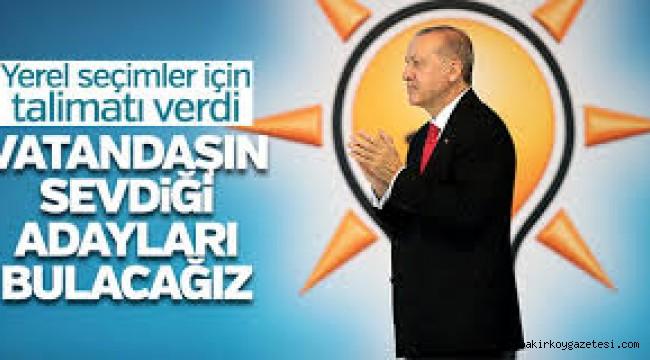 Erdoğan anketi: Belediye başkanları uyanmadan...