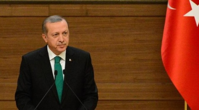 Erdoğan: Bugün dünyaya farklı bir mesaj vereceğiz