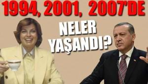 Erdoğan farklı bir kriz demişti... İşte Türkiye'deki ekonomik krizler