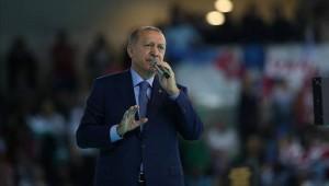 Erdoğan: Talimatı verdim, ABD'li bakanların mal varlığını donduruyoruz