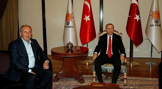 İnce'den Erdoğan'a tavsiye: İlk önce damadınızı ve danışmanları kovun...