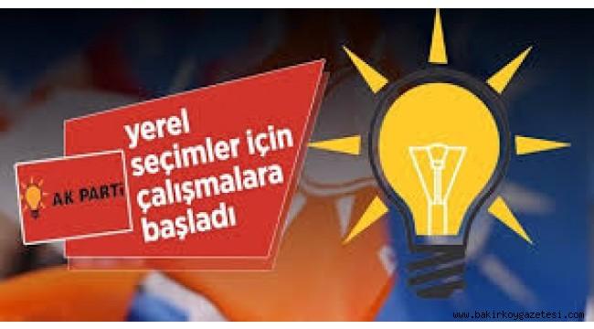 AK Parti, aday belirlemeden önce sms ile vatandaşa soracak
