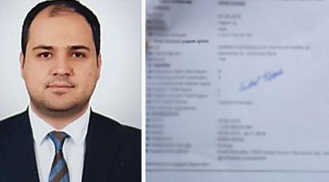 AKP'li  Meclis üyesine Milyonlarca liralık ihale verildi