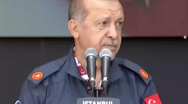 Erdoğan'dan seferberlik çağrısı