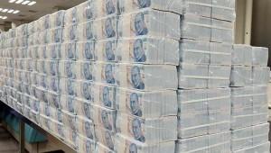 Hazine 2.2 milyar lira daha borçlandı