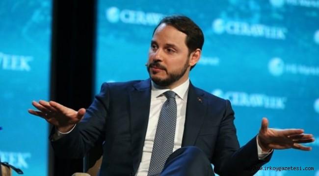 Hazine ve Maliye Bakanı Berat Albayrak Yeni Ekonomi Programını açıkladı