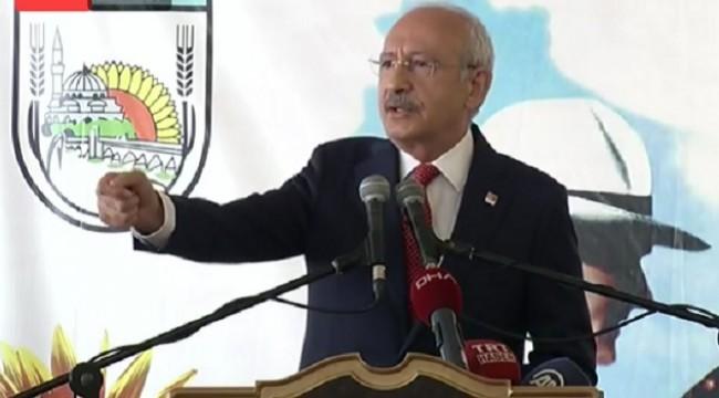 Kılıçdaroğlu: Dava açın diyorum, kimse cesaret edemiyor